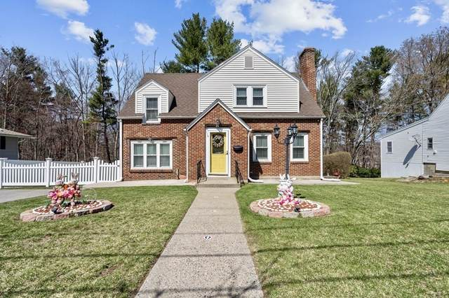 38 Zenith Dr, Worcester, MA 01602 (MLS #72810140) :: EXIT Cape Realty