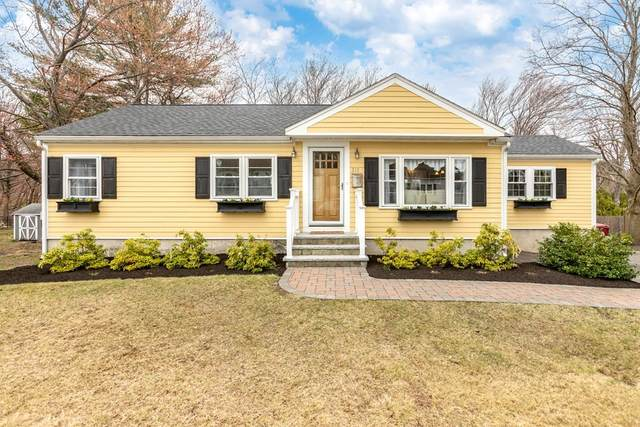 316 Hovey St, Lowell, MA 01852 (MLS #72810192) :: Kinlin Grover Real Estate