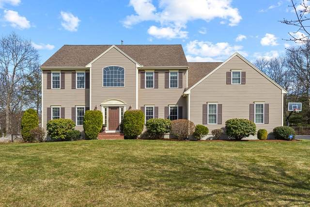 2 Nicole Rd, Mansfield, MA 02048 (MLS #72810197) :: DNA Realty Group