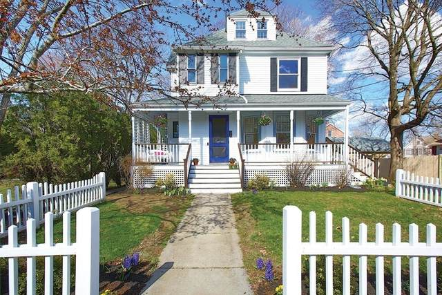 81 Central St, Newton, MA 02466 (MLS #72810306) :: Trust Realty One