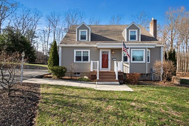 5 Barberry Lane, Norwood, MA 02062 (MLS #72810334) :: Trust Realty One