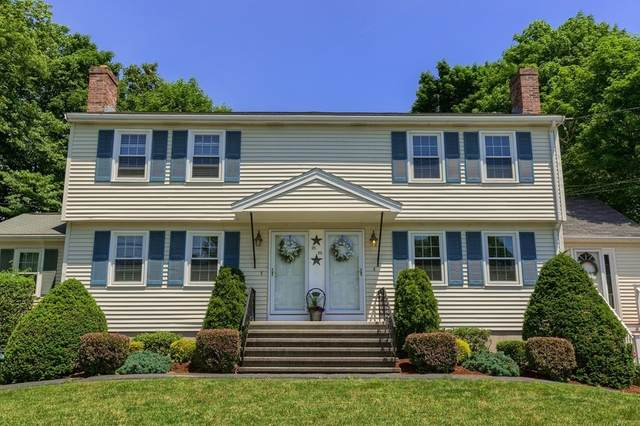 35 Mount Vernon St #35, North Andover, MA 01845 (MLS #72810359) :: EXIT Realty