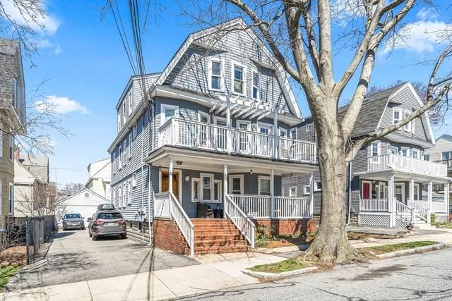 15 Varnum St C, Arlington, MA 02474 (MLS #72810373) :: Welchman Real Estate Group
