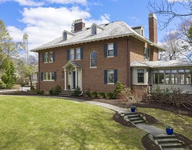 5 Goodwin Road, Lexington, MA 02420 (MLS #72810376) :: Spectrum Real Estate Consultants