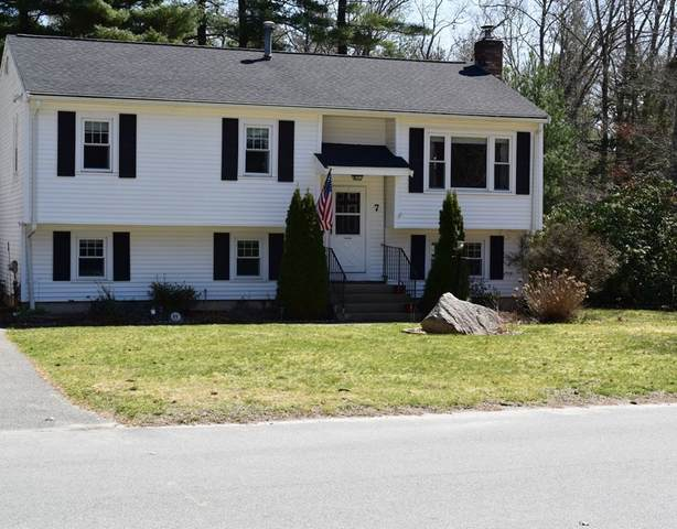 7 Windsor Dr, Wareham, MA 02571 (MLS #72810379) :: Conway Cityside