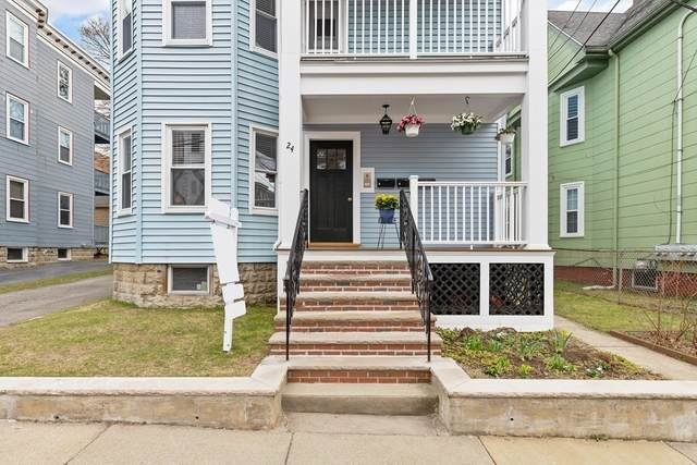 24 Waterhouse St. #1, Somerville, MA 02144 (MLS #72810399) :: DNA Realty Group