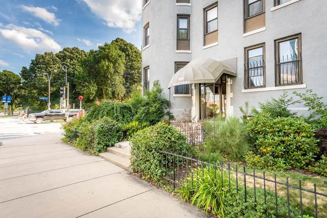 100 Riverway #1, Boston, MA 02215 (MLS #72810404) :: Dot Collection at Access
