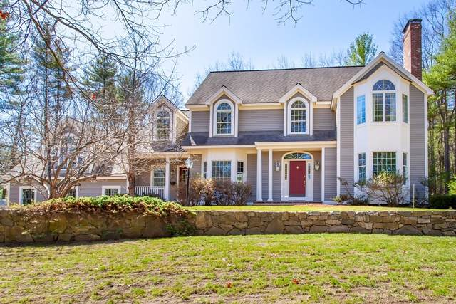 193 Hutchins Road, Carlisle, MA 01741 (MLS #72810435) :: Conway Cityside