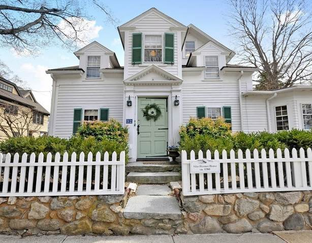 52 Bedford Street, Concord, MA 01742 (MLS #72810446) :: EXIT Cape Realty