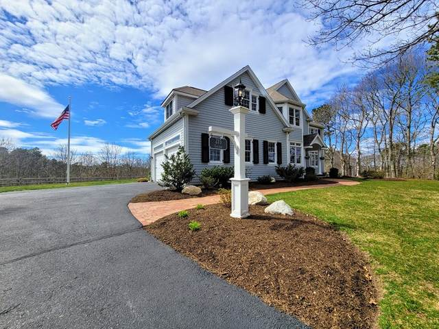 215 Cairn Ridge Road, Falmouth, MA 02536 (MLS #72810475) :: EXIT Cape Realty