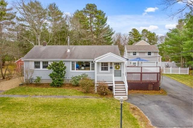 92 Edgewater Dr, Wareham, MA 02571 (MLS #72810494) :: Spectrum Real Estate Consultants