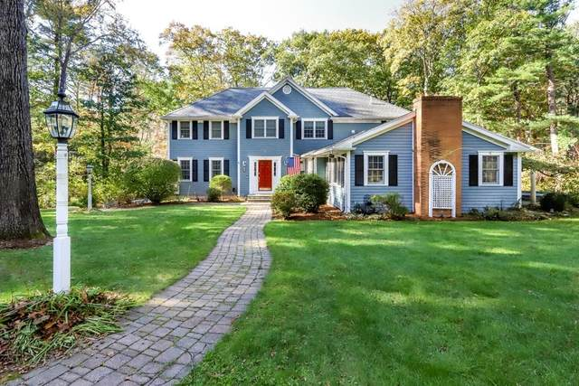 13 Algonquin Road, Canton, MA 02021 (MLS #72810547) :: DNA Realty Group