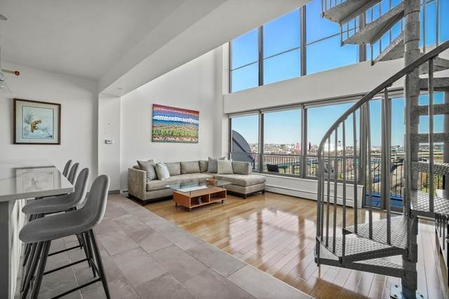 156 Porter St #404, Boston, MA 02128 (MLS #72810576) :: Spectrum Real Estate Consultants