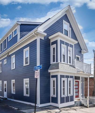 9 Belmont Street #1, Somerville, MA 02143 (MLS #72810600) :: DNA Realty Group