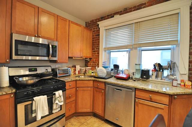 1109 Boylston St #15, Boston, MA 02215 (MLS #72810607) :: The Gillach Group