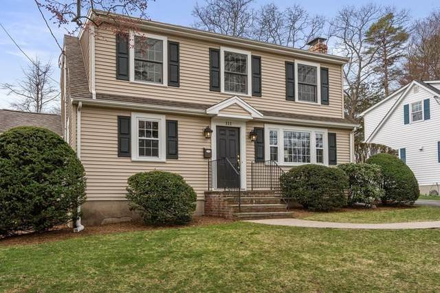111 Church St, Westwood, MA 02090 (MLS #72810614) :: Zack Harwood Real Estate | Berkshire Hathaway HomeServices Warren Residential