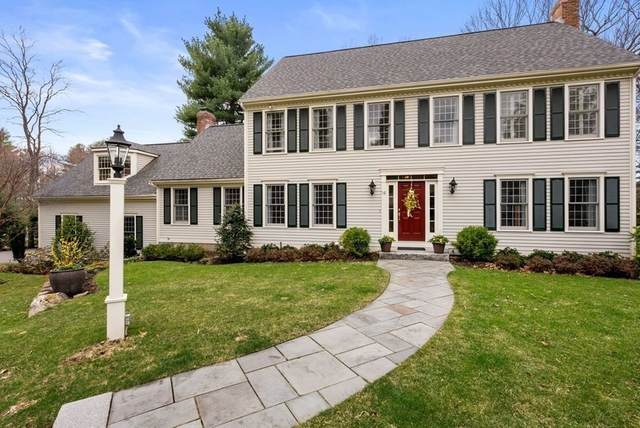 14 Bridle Path, Westwood, MA 02090 (MLS #72810646) :: Trust Realty One