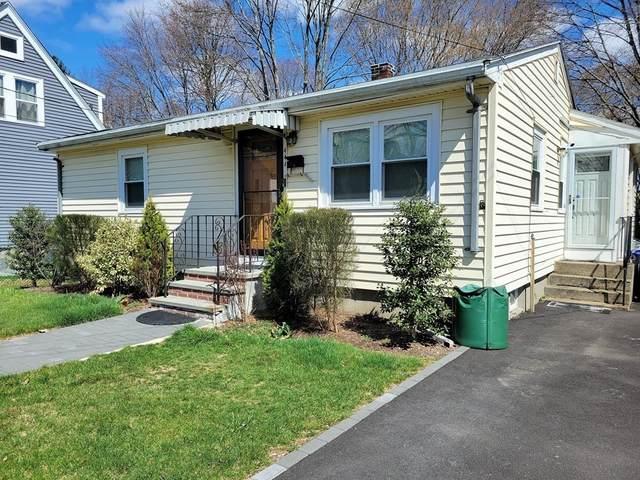 444 Huntington Avenue, Boston, MA 02136 (MLS #72810660) :: Welchman Real Estate Group