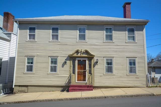 10 Pleasant St, Plymouth, MA 02360 (MLS #72810661) :: Spectrum Real Estate Consultants