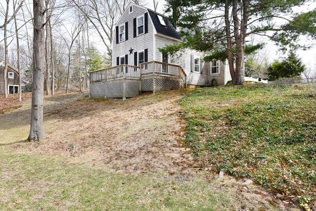 22 Lewis Ct, Hingham, MA 02043 (MLS #72810721) :: EXIT Cape Realty