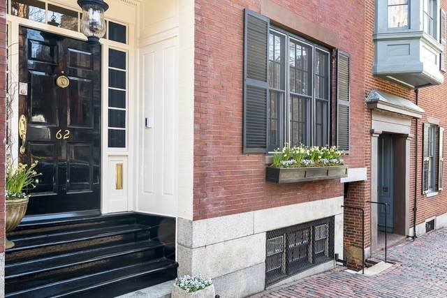 62 Mount Vernon, Boston, MA 02108 (MLS #72810747) :: Dot Collection at Access