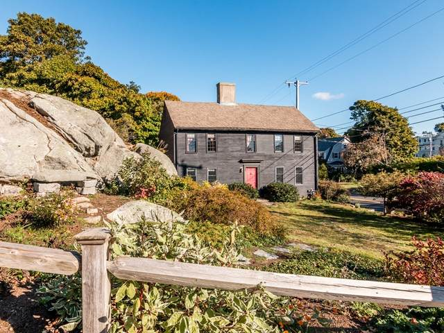 1 Old Salem Rd, Gloucester, MA 01930 (MLS #72810760) :: Spectrum Real Estate Consultants