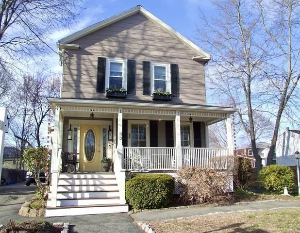 88 Gould Street, Boston, MA 02132 (MLS #72810764) :: Trust Realty One