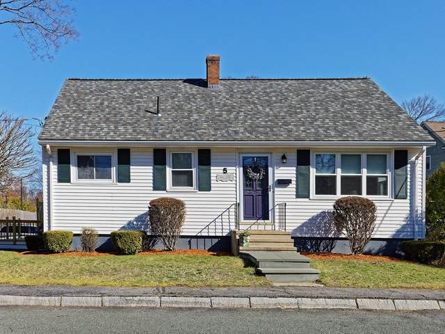 5 Place Ln, Woburn, MA 01801 (MLS #72810773) :: DNA Realty Group