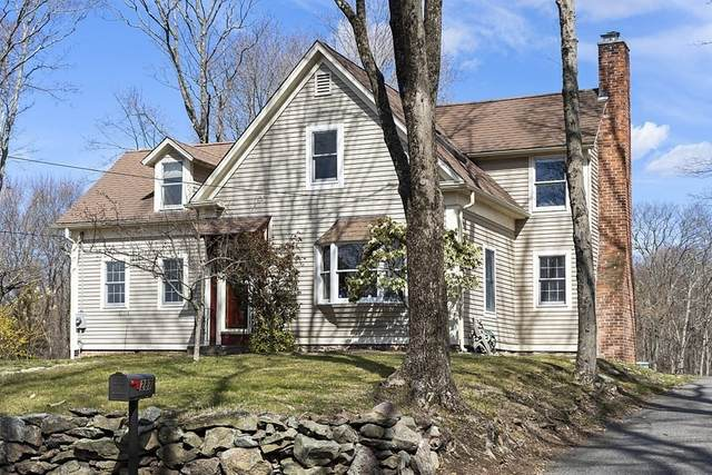 287 Mount Hope Street, North Attleboro, MA 02760 (MLS #72810789) :: Anytime Realty