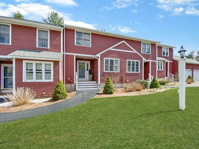 174 Laurelwood Dr #174, Hopedale, MA 01747 (MLS #72810810) :: EXIT Realty