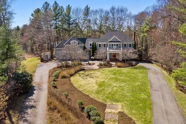 28 Cutler Farm Rd, Sudbury, MA 01776 (MLS #72810820) :: Spectrum Real Estate Consultants
