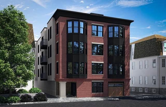 57 Saratoga #6, Boston, MA 02128 (MLS #72810857) :: Spectrum Real Estate Consultants