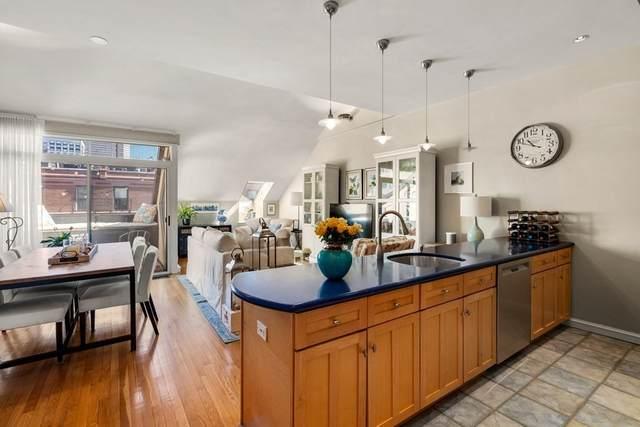 145 Saint Botolph #36, Boston, MA 02116 (MLS #72810874) :: Kinlin Grover Real Estate