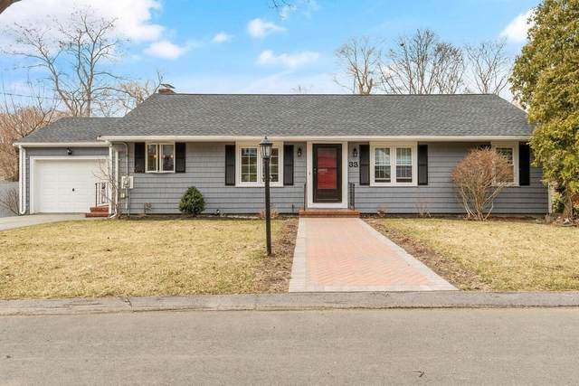 33 Brook St, Wakefield, MA 01880 (MLS #72810884) :: EXIT Cape Realty
