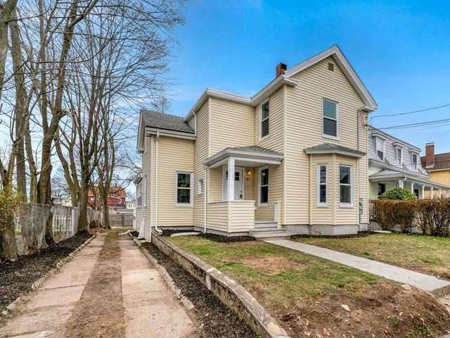 14 Hilton St, Boston, MA 02136 (MLS #72810941) :: Welchman Real Estate Group