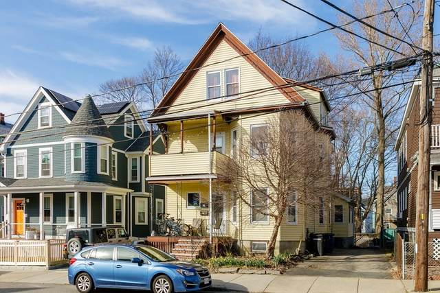 93 Lexington Ave., Somerville, MA 02144 (MLS #72810976) :: Trust Realty One