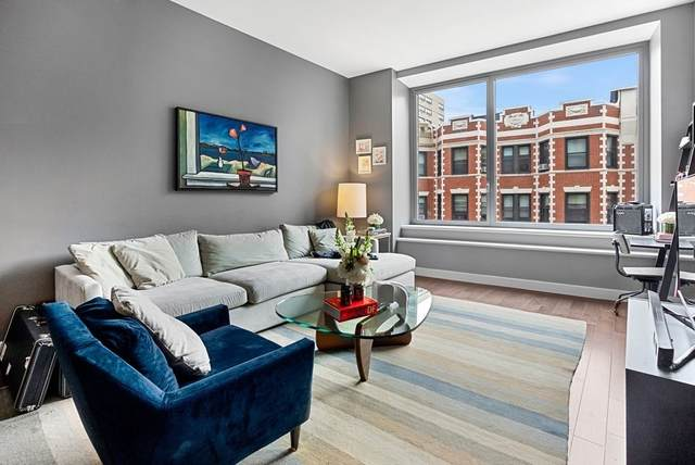 43 Westland Avenue #308, Boston, MA 02115 (MLS #72811018) :: The Gillach Group