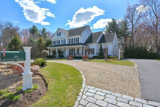 40 Delaney Dr, Walpole, MA 02081 (MLS #72811023) :: DNA Realty Group