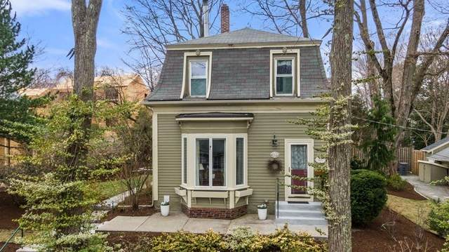 112 Pleasant St, Newton, MA 02459 (MLS #72811136) :: DNA Realty Group