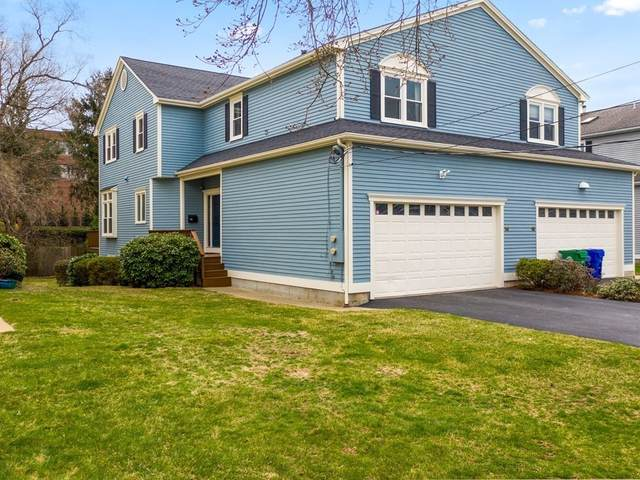 14 Tanglewood Rd #14, Newton, MA 02459 (MLS #72811142) :: Trust Realty One