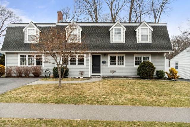 100 Kimball Rd, Dedham, MA 02026 (MLS #72811165) :: Trust Realty One