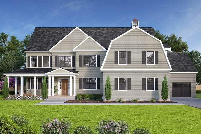 4 (Lot 8) Tuttle Lane, Lynnfield, MA 01940 (MLS #72811231) :: DNA Realty Group