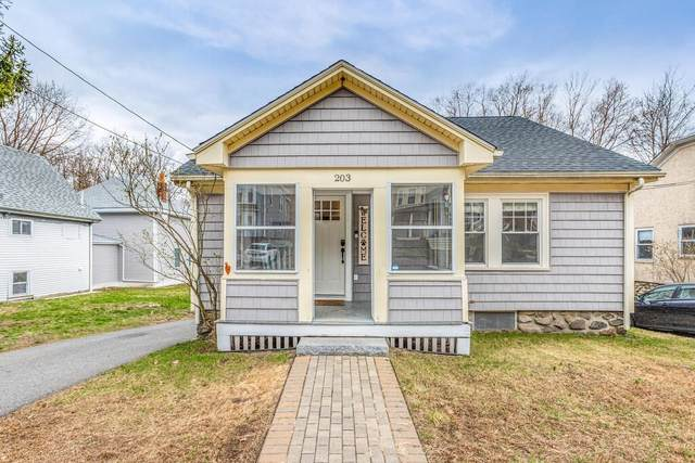 203 Groveland Street, Haverhill, MA 01830 (MLS #72811250) :: Spectrum Real Estate Consultants