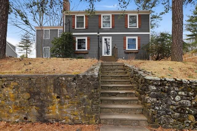 33 Elmwood Ave, Natick, MA 01760 (MLS #72811253) :: Westcott Properties