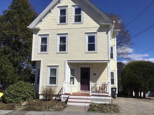 30 Byron St, Haverhill, MA 01835 (MLS #72811255) :: Team Roso-RE/MAX Vantage