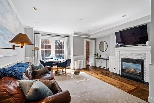 411 Beacon St #1, Boston, MA 02115 (MLS #72811260) :: Kinlin Grover Real Estate