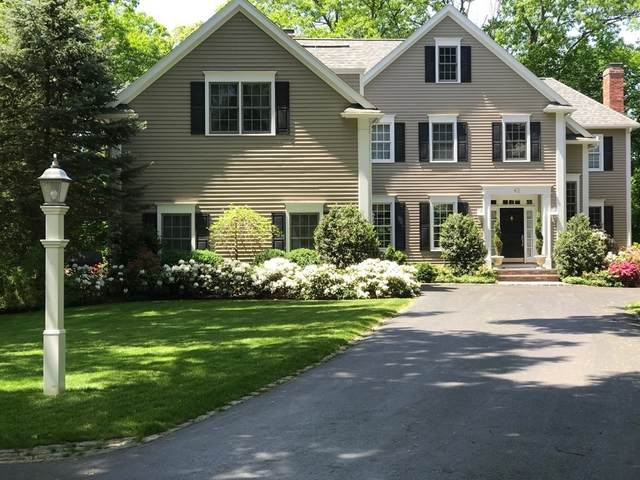 42 Elm Street, Wellesley, MA 02481 (MLS #72811269) :: EXIT Cape Realty