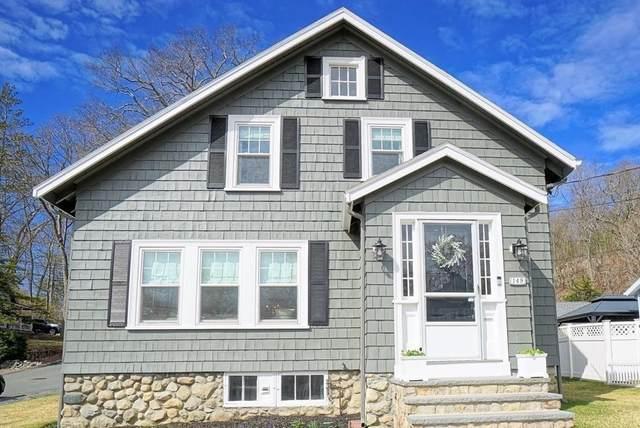 149 Greenwood St, Wakefield, MA 01880 (MLS #72811288) :: Welchman Real Estate Group