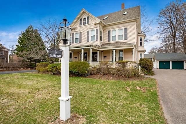 89 May Street #3, Needham, MA 02492 (MLS #72811303) :: Boston Area Home Click