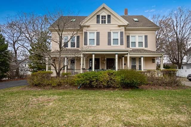 89 May Street #5, Needham, MA 02492 (MLS #72811312) :: Boston Area Home Click